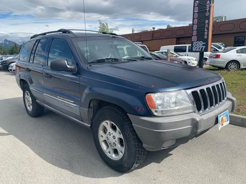2000 Jeep Grand Cherokee for sale in Anchorage, AK