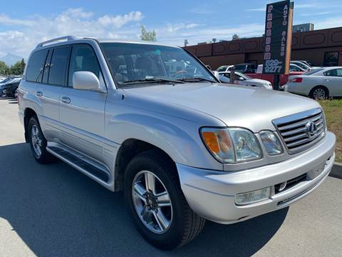 2006 Lexus LX 470 for sale at Freedom Auto Sales in Anchorage AK