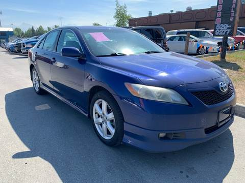 2007 Toyota Camry for sale at Freedom Auto Sales in Anchorage AK