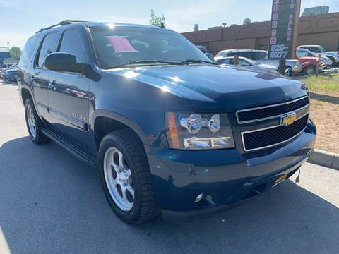 2007 Chevrolet Tahoe for sale at Freedom Auto Sales in Anchorage AK