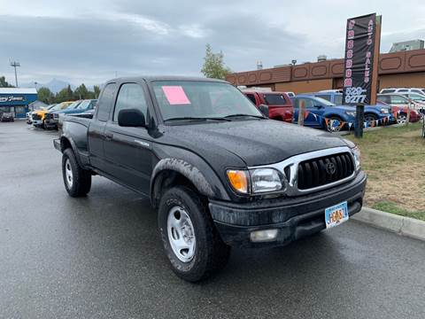 2003 Toyota Tacoma for sale at Freedom Auto Sales in Anchorage AK