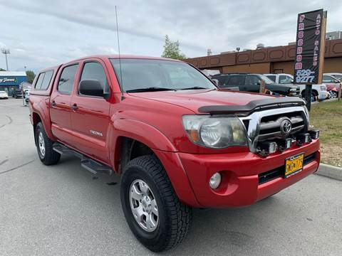 2010 Toyota Tacoma for sale at Freedom Auto Sales in Anchorage AK