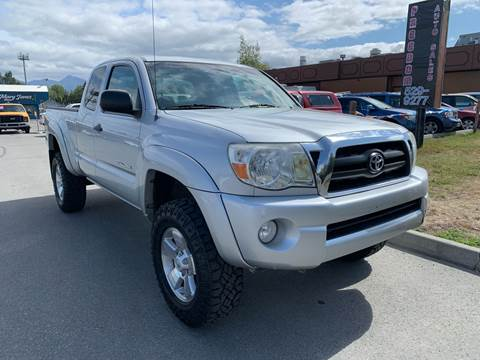 2007 Toyota Tacoma for sale at Freedom Auto Sales in Anchorage AK