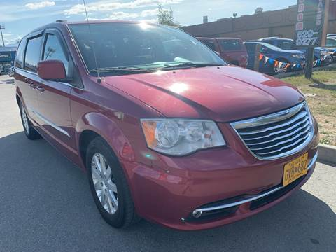 2013 Chrysler Town and Country for sale at Freedom Auto Sales in Anchorage AK