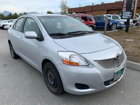 2007 Toyota Yaris for sale at Freedom Auto Sales in Anchorage AK