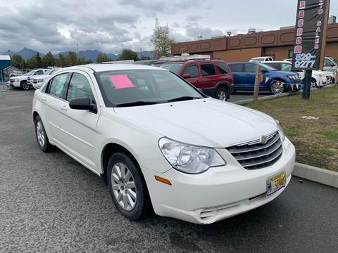 2008 Chrysler Sebring for sale at Freedom Auto Sales in Anchorage AK