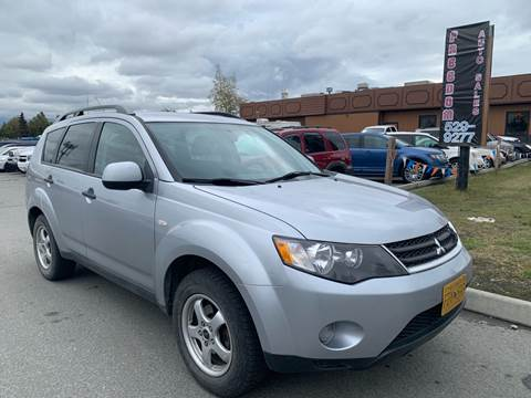 2007 Mitsubishi Outlander for sale at Freedom Auto Sales in Anchorage AK