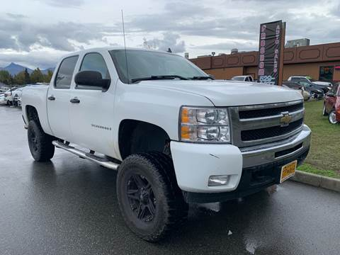 2009 Chevrolet Silverado 1500 for sale at Freedom Auto Sales in Anchorage AK