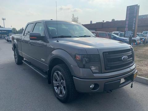 2013 Ford F-150 for sale at Freedom Auto Sales in Anchorage AK