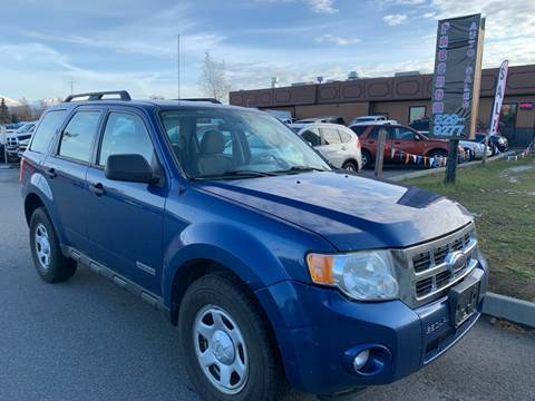 2008 Ford Escape for sale at Freedom Auto Sales in Anchorage AK