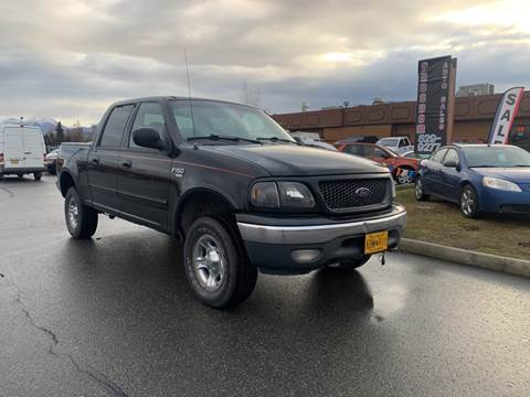2001 Ford F-150 for sale at Freedom Auto Sales in Anchorage AK