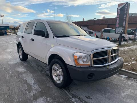 2004 Dodge Durango for sale at Freedom Auto Sales in Anchorage AK