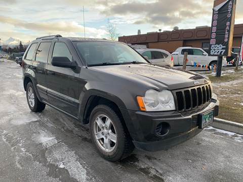 2006 Jeep Grand Cherokee for sale at Freedom Auto Sales in Anchorage AK