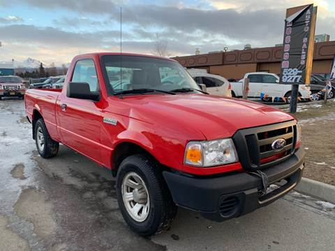 2011 Ford Ranger for sale at Freedom Auto Sales in Anchorage AK