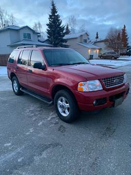 2005 Ford Explorer for sale at Freedom Auto Sales in Anchorage AK