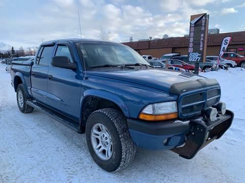 2003 Dodge Dakota Sport for sale at Freedom Auto Sales in Anchorage AK