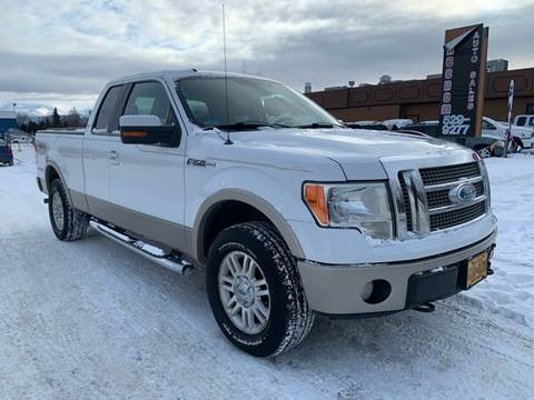 2009 Ford F-150 Lariat for sale at Freedom Auto Sales in Anchorage AK