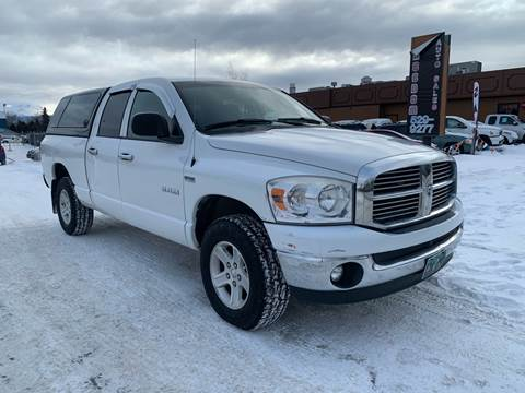 2008 Dodge Ram Pickup 1500 SLT for sale at Freedom Auto Sales in Anchorage AK