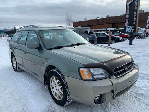 2003 Subaru Outback L.L. Bean Edition for sale at Freedom Auto Sales in Anchorage AK