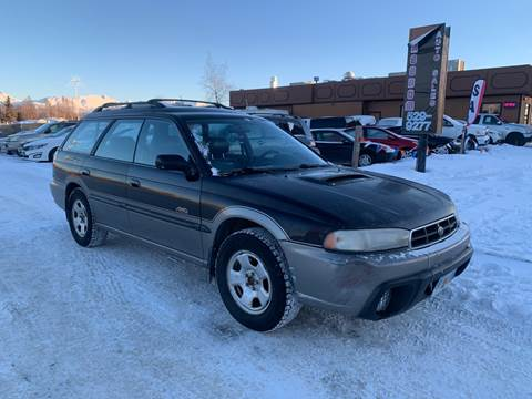 1997 Subaru Legacy Outback Limited for sale at Freedom Auto Sales in Anchorage AK
