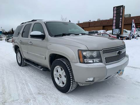 2007 Chevrolet Tahoe LTZ for sale at Freedom Auto Sales in Anchorage AK