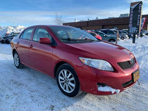 2010 Toyota Corolla for sale at Freedom Auto Sales in Anchorage AK