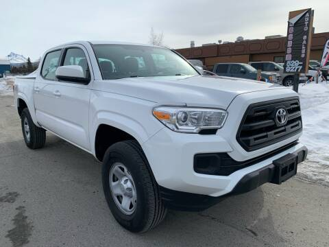 2017 Toyota Tacoma for sale at Freedom Auto Sales in Anchorage AK