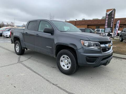 2016 Chevrolet Colorado for sale at Freedom Auto Sales in Anchorage AK