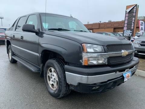 2005 Chevrolet Avalanche for sale at Freedom Auto Sales in Anchorage AK