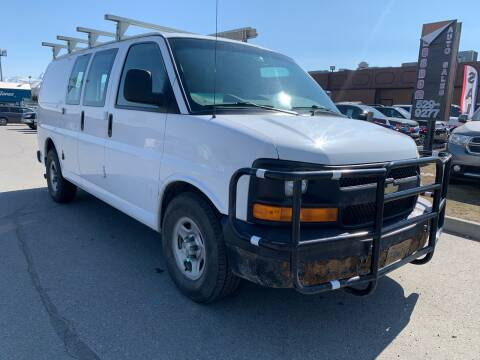 2008 Chevrolet Express Cargo for sale at Freedom Auto Sales in Anchorage AK