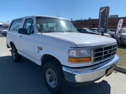 1995 Ford Bronco for sale at Freedom Auto Sales in Anchorage AK