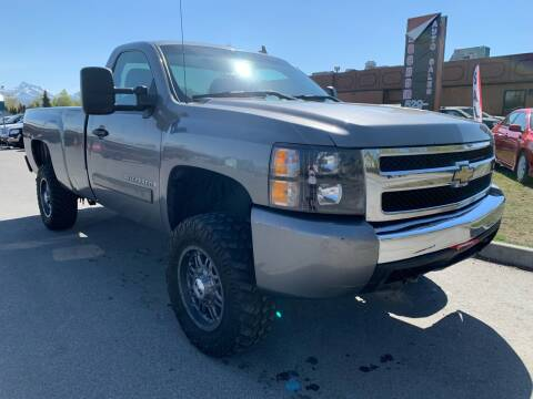2007 Chevrolet Silverado 1500 for sale at Freedom Auto Sales in Anchorage AK