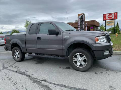 2004 Ford F-150 for sale at Freedom Auto Sales in Anchorage AK