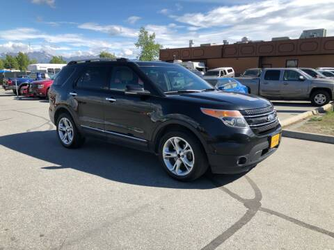2012 Ford Explorer for sale at Freedom Auto Sales in Anchorage AK