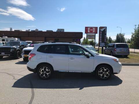 2016 Subaru Forester for sale at Freedom Auto Sales in Anchorage AK