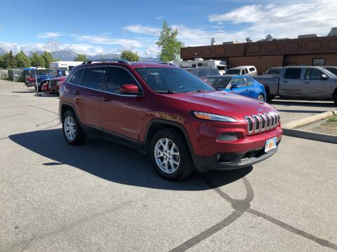 2014 Jeep Cherokee for sale at Freedom Auto Sales in Anchorage AK