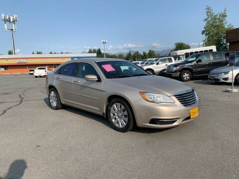 2013 Chrysler 200 for sale at Freedom Auto Sales in Anchorage AK