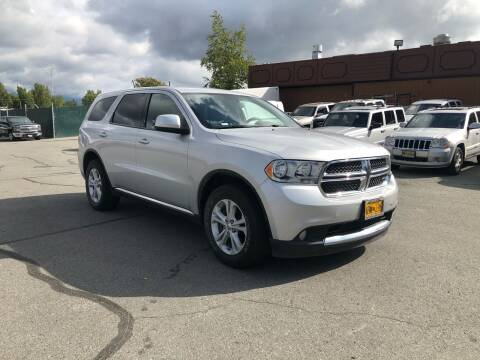 2011 Dodge Durango for sale at Freedom Auto Sales in Anchorage AK