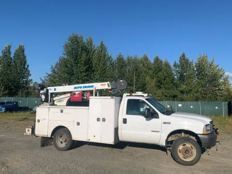 2004 Ford F-550 Super Duty for sale at Freedom Auto Sales in Anchorage AK