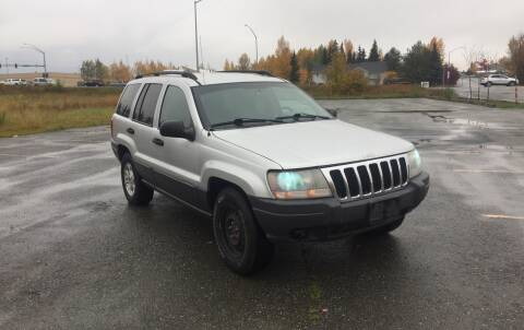 2003 Jeep Grand Cherokee for sale at Freedom Auto Sales in Anchorage AK