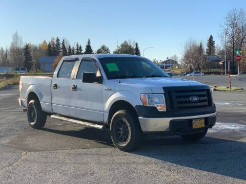 2010 Ford F-150 for sale at Freedom Auto Sales in Anchorage AK