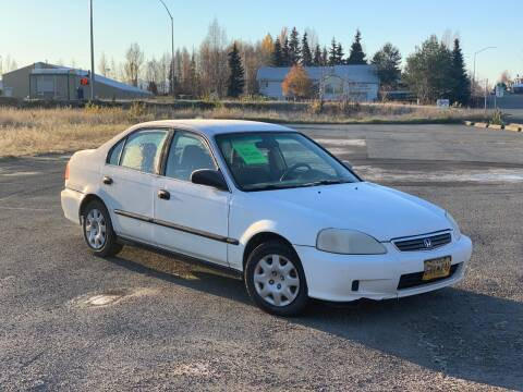 2000 Honda Civic for sale at Freedom Auto Sales in Anchorage AK