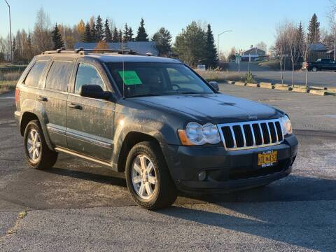 2008 Jeep Grand Cherokee for sale at Freedom Auto Sales in Anchorage AK