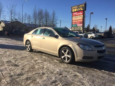 2011 Chevrolet Malibu for sale in Anchorage, AK