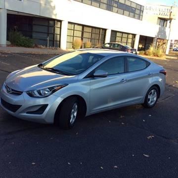 2014 Hyundai Elantra for sale in Denver, CO