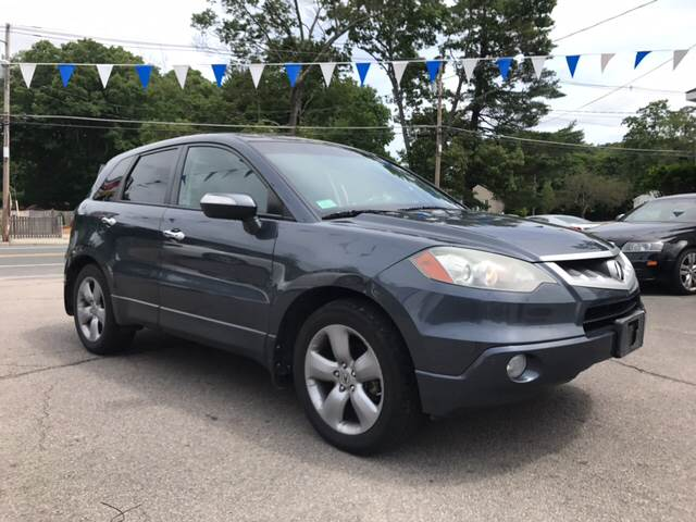 2007 Acura RDX SH-AWD 4dr SUV w/Technology Package - Whitman MA