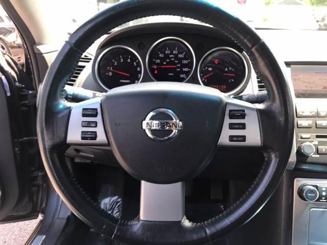 2007 Nissan Maxima 3.5 SE 4dr Sedan - Whitman MA