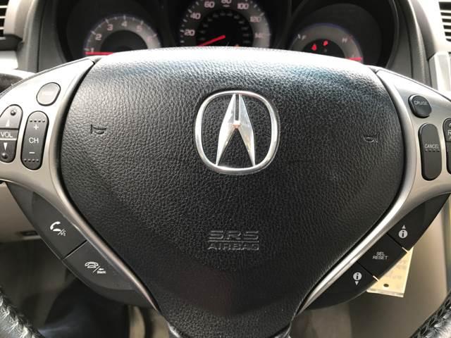 2007 Acura TL 4dr Sedan w/Navigation - Whitman MA