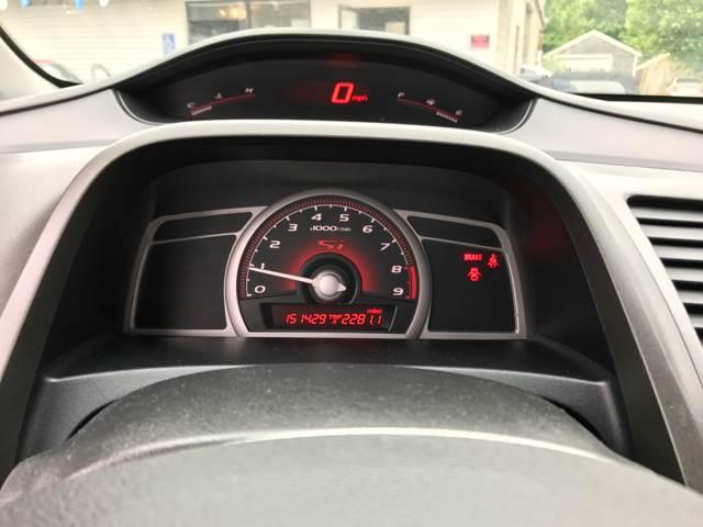 2007 Honda Civic Si 4dr Sedan w/Navi and Summer Tires - Whitman MA