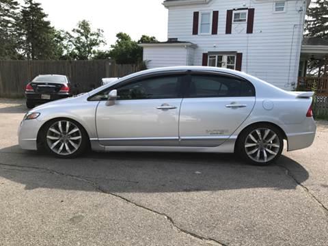 2011 Honda Civic for sale in Whitman, MA